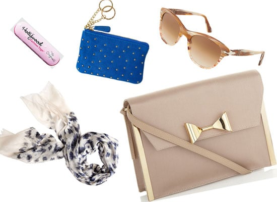 Spring Races Style Guide: Your Ultimate Survival Clutch Kit, From Party Feet to Persol Sunnies to Fashion Tape, See What to Pack