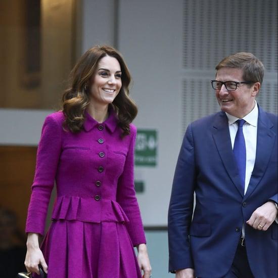 Kate Middleton Visits Royal Opera House January 2019