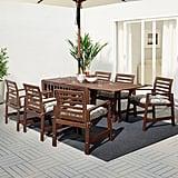 Äpplarö Table With 6 Armchairs