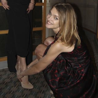 Natalia Vodianova High Heel Pumps For Net-A-Porter: Buy Here
