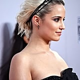 Dianna Agron's Triple Bands