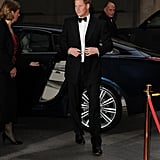 May 2013: Prince Harry at the Walking With the Wounded Crystal Ball in London