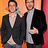 Pictures of NBC Upfronts