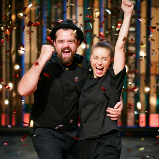 Alex and Emily Winner Interview My Kitchen Rules 2018