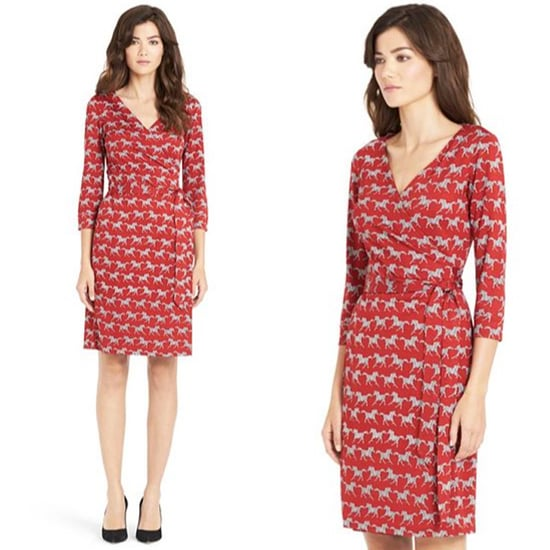 Diane von Furstenberg Wrap Dress For Year of the Horse