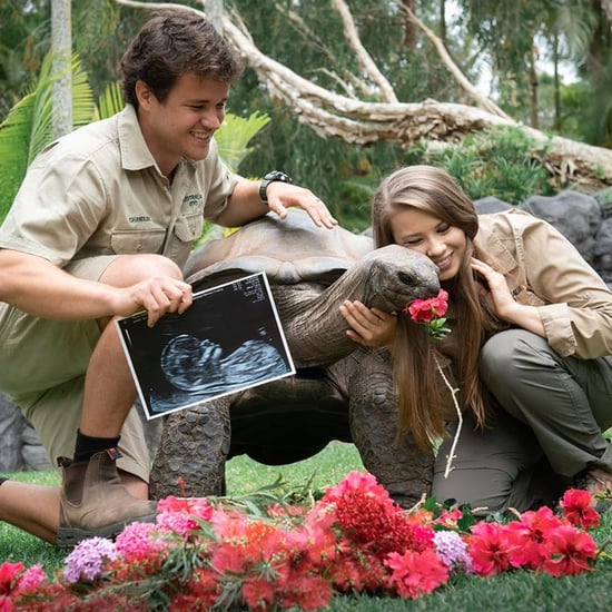 Bindi Irwin and Chandler Powell's First Child Is a Girl