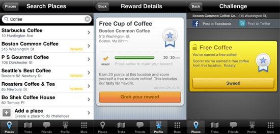 SCVNGR Rewards Program