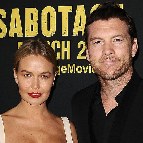 Lara Bingle and Sam Worthington Married