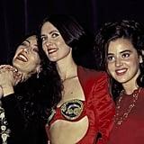 1991: Wendy Matthews, Margaret Urlich and Tina Arena