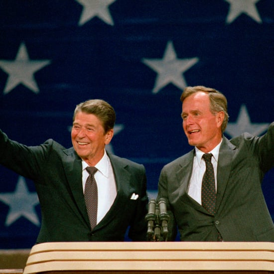 George H.W. Bush and Ronald Reagan on Immigration 1980