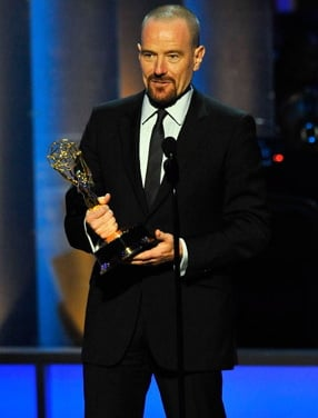 Bryan Cranston Wins Emmy for Outstanding Lead Actor in a Drama Series