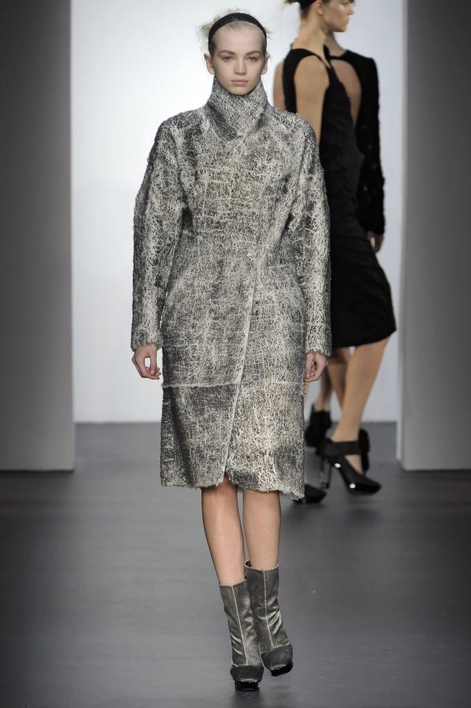 New York Fashion Week: Calvin Klein Fall 2009