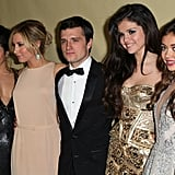 Vanessa Hudgens, Ashley Tisdale, Josh Hutcherson, Selena Gomez, and Sarah Hyland