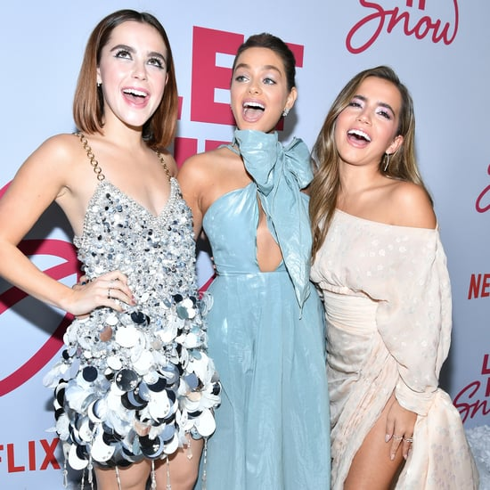 See Photos From Netflix's Let It Snow Premiere