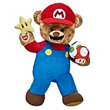 Build-A-Bear Super Mario Bear