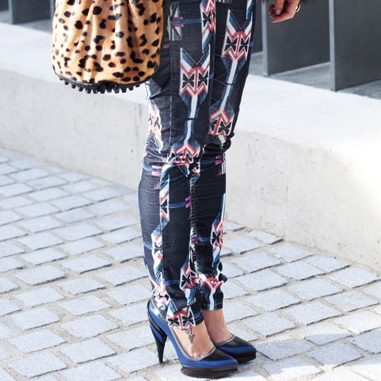 Printed Jeans | StyleNotes Shopping