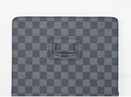 Case Works Gray Checker iPad 2 Protective Case Cover ($18)