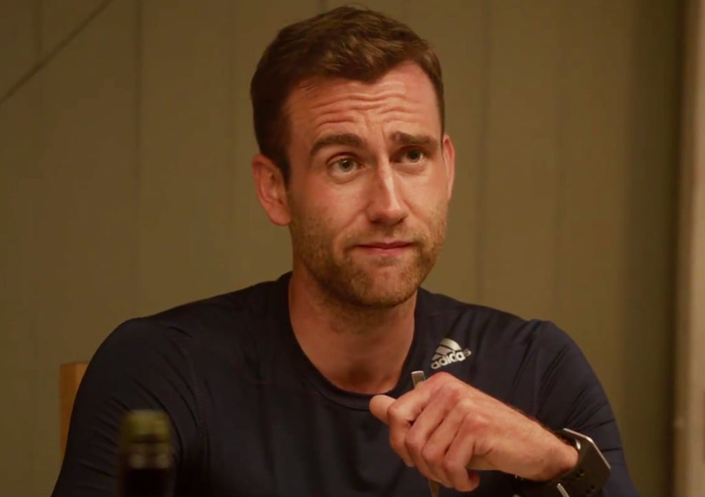 Matthew Lewis in Me Before You