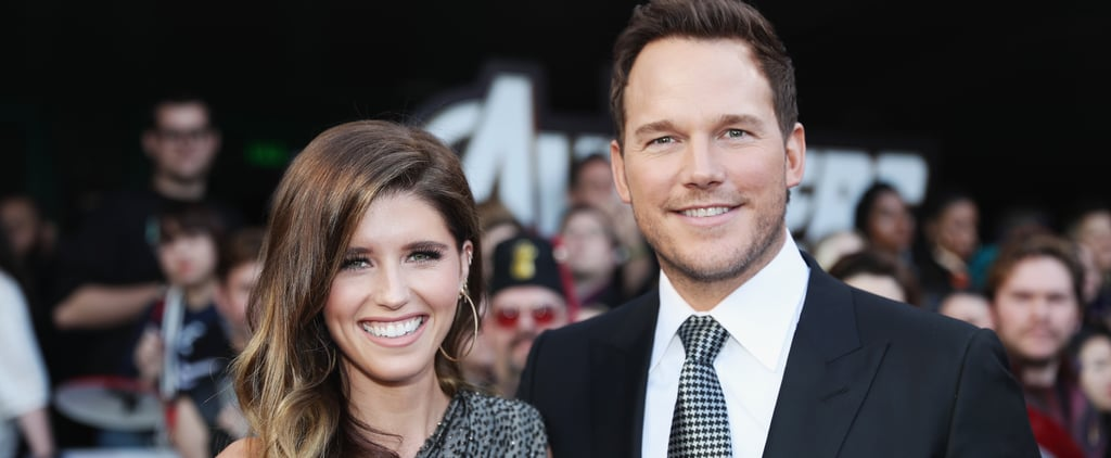 Chris Pratt and Katherine Schwarzenegger Married