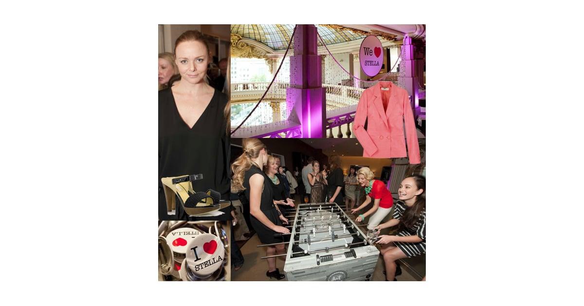Interview With Fashion Designer Stella Mccartney At San