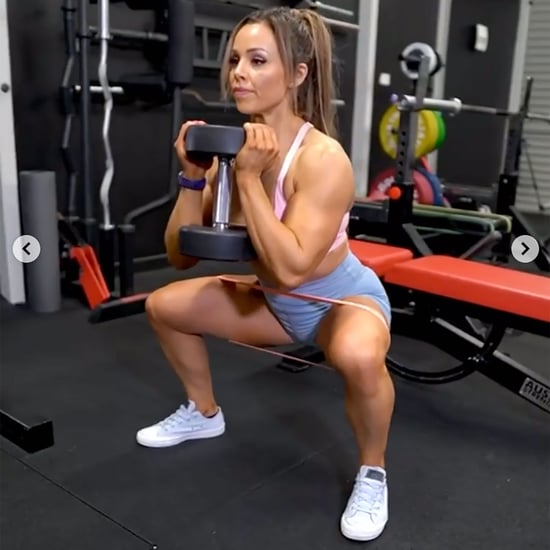 Sweat Trainer Steph Sanzo's Glute Workout