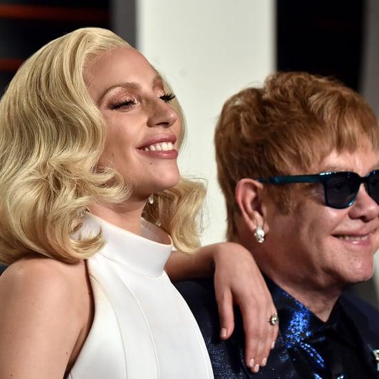 "Lady Gaga's Elton John ""Your Song"" Cover"