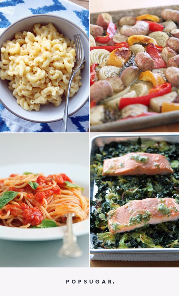 easy dinner recipes for beginners popsugar food