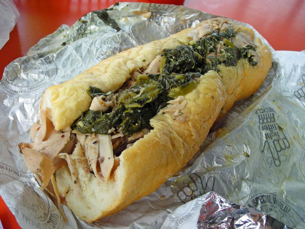 Pennsylvania: Roast Pork Sandwich