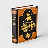 Hallow's Eve Potion & Poison Decorative Book