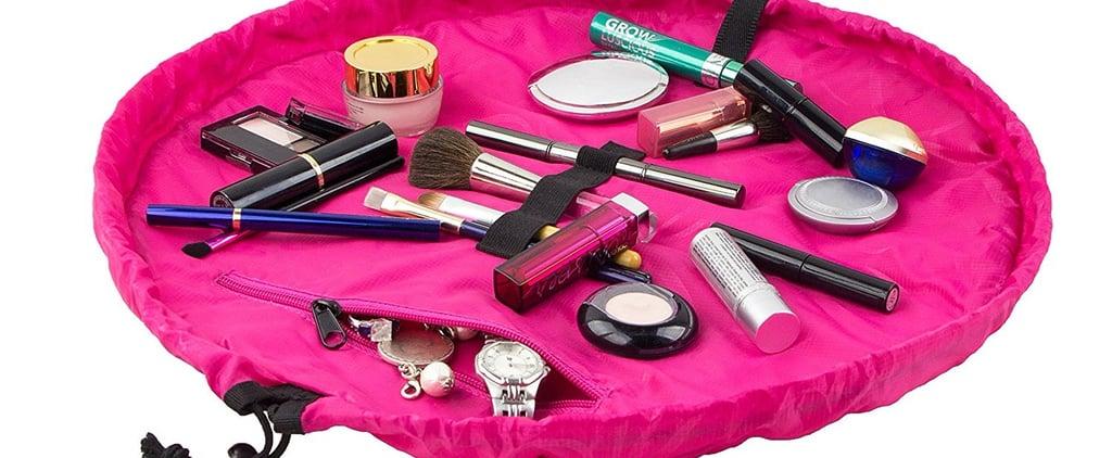 Travel Makeup Bag on QVC