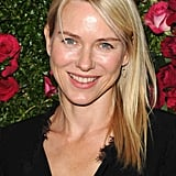 Naomi Watts attended the Chanel dinner party at the 2012 Tribeca Film Festival.