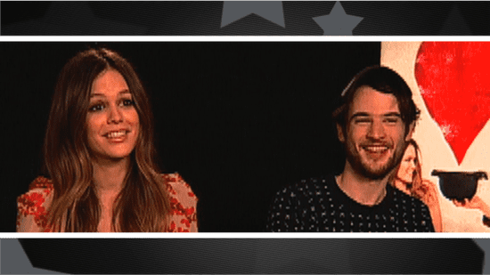 Video Interview With Rachel Bilson and Tom Sturridge For Waiting For Forever 2011-02-02 16:44:00