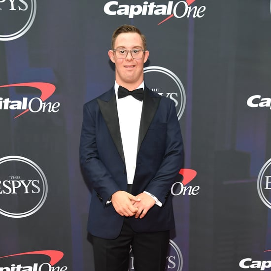 Chris Nikic Honored With Jimmy V Award at the 2021 ESPYs