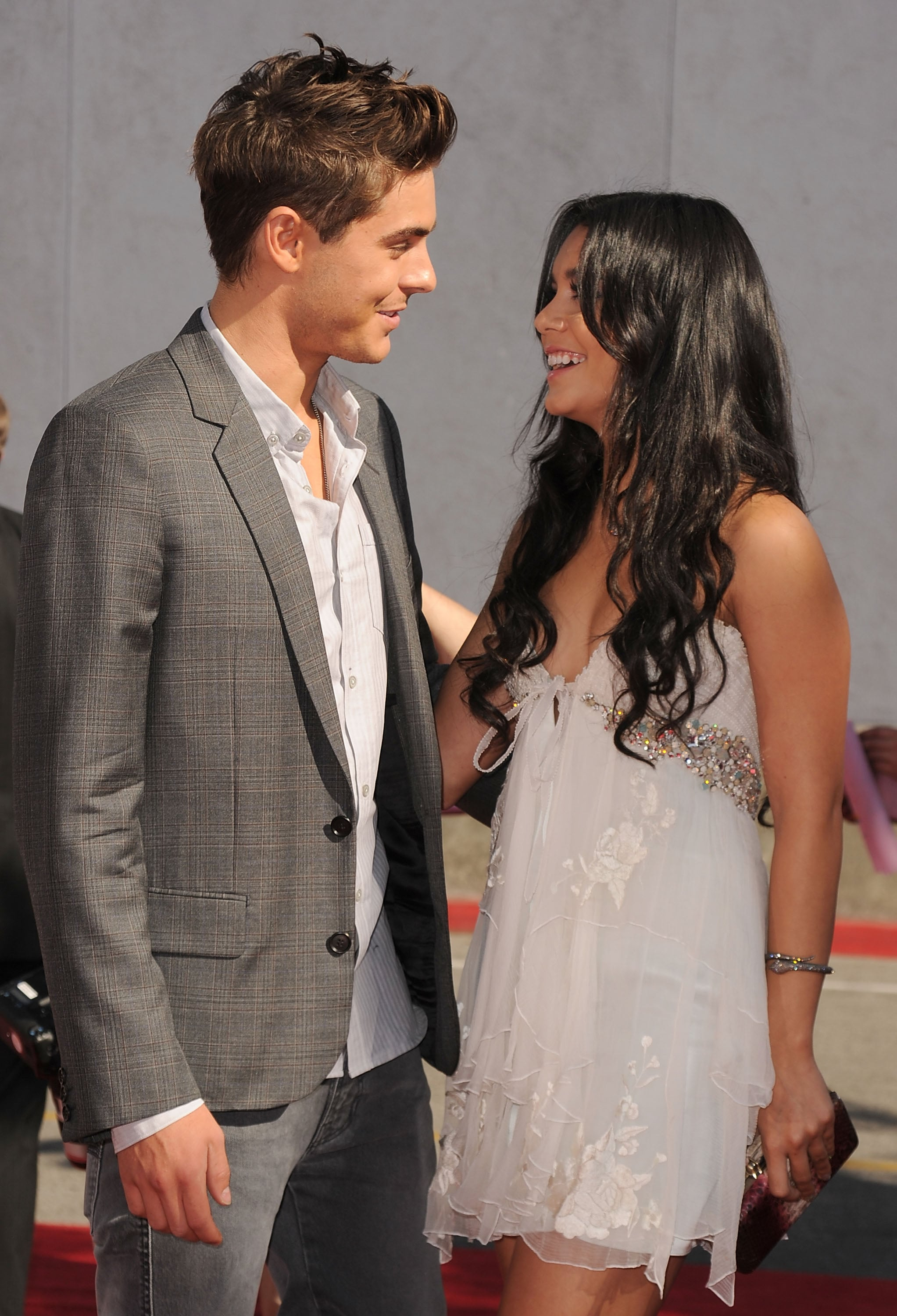 And yes, he was still totally in love with Vanessa.