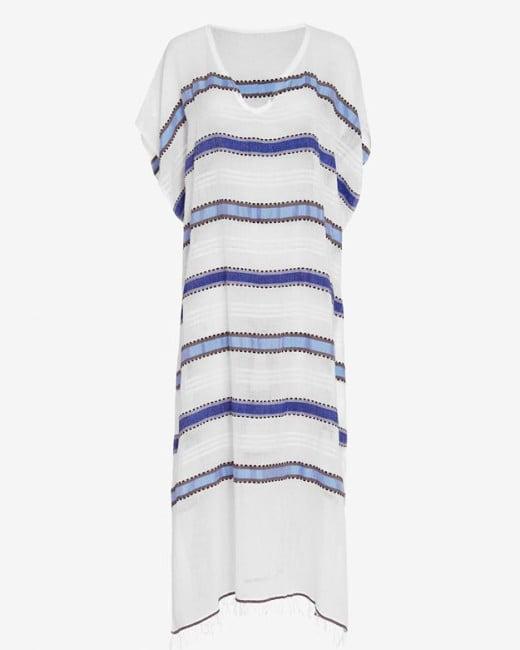 Lemlem Women's Gauze Caftan ($285)