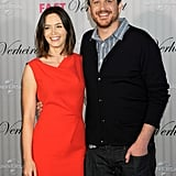 Emily Blunt and Jason Segel attended The Five Year Engagement photocall in Germany on June 11.