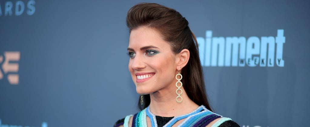 Allison Williams Hair & Makeup | 2017 Critics' Choice Awards