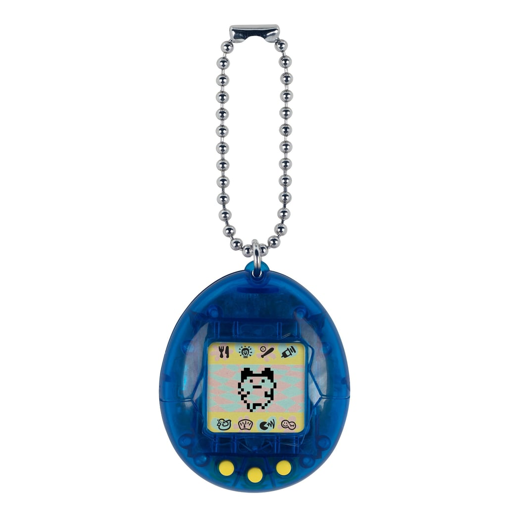 Translucent Blue Original Tamagotchi