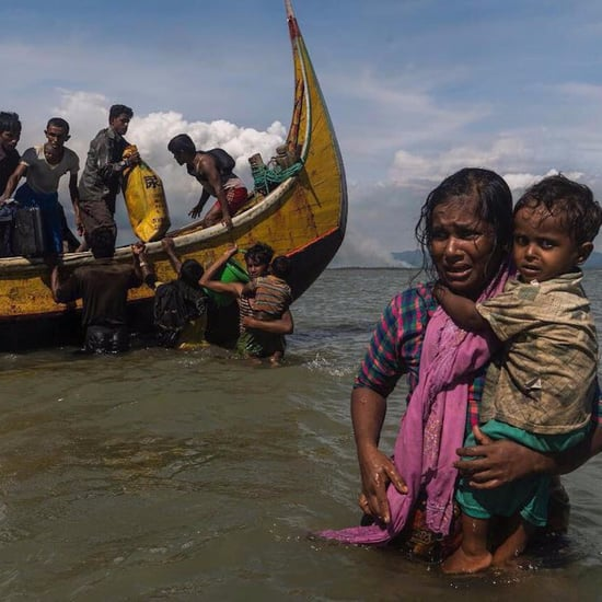 Instagram Posts About the Rohingya Crisis