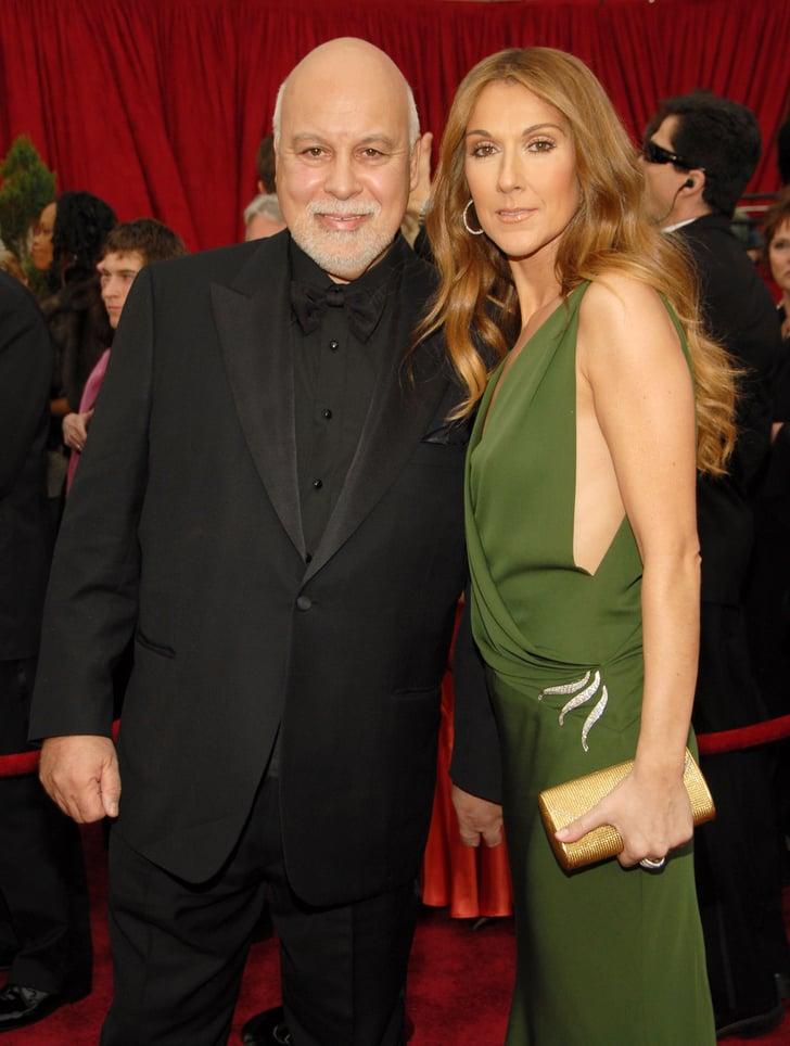 Celine Dion and Rene Angelil Pictures | POPSUGAR Celebrity Photo 11