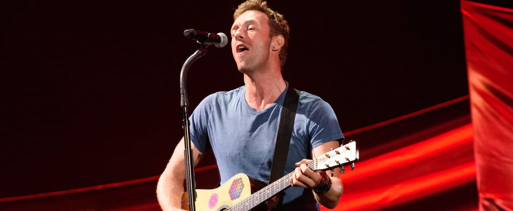 "Coldplay ""Houston"" Song For Hurricane Harvey"