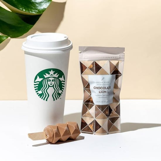 Dream Pops Plant-Based Ice Cream at Starbucks