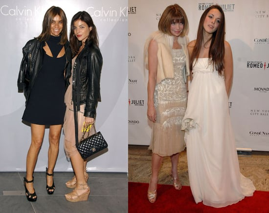 Who Is the Best Dressed Mother/Daughter Combo?