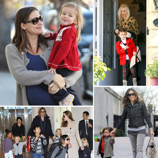 Celeb Mom Style to Steal
