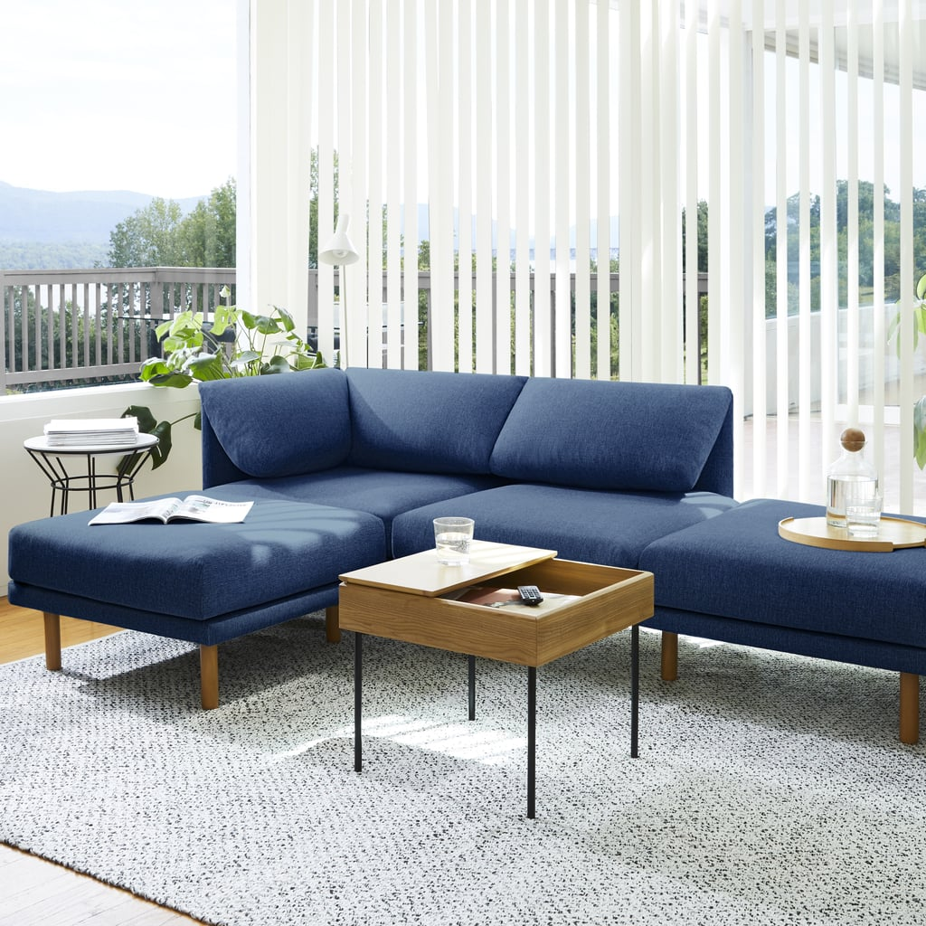 Picture of: Best And Most Comfortable Sectional Sofas Popsugar Home