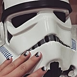 Awaken the Force With These 40 Epic Star Wars Nails