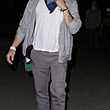 Ryan Phillippe rocked a hankerchief.