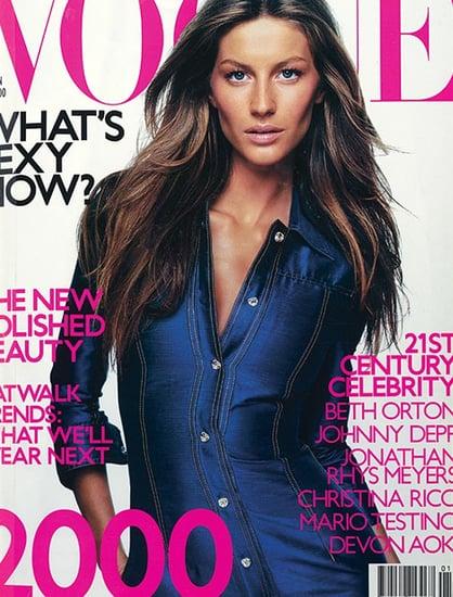 Gisele Bundchen Vogue covers
