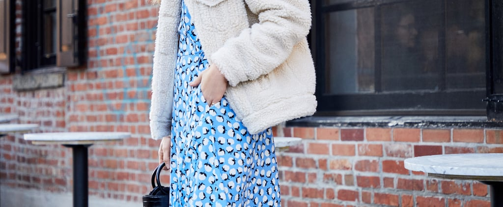 3 Ways to Style a Dress For Winter From POPSUGAR at Kohl's