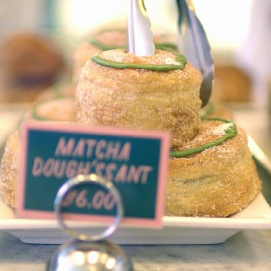 Hannah Bronfman Matcha Desserts